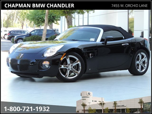 used 2008 pontiac solstice gxp for sale stock x451584q. Black Bedroom Furniture Sets. Home Design Ideas