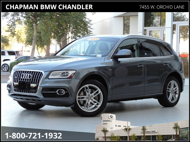 used 2013 audi q5 3 0t quattro premium plus nav for sale. Black Bedroom Furniture Sets. Home Design Ideas