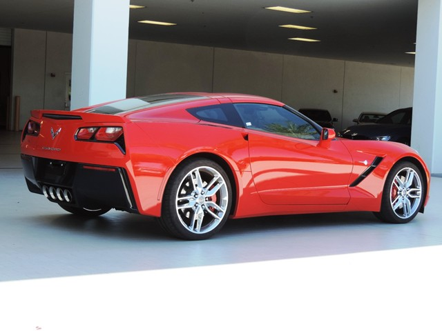 used 2015 chevrolet corvette stingray z51 stock. Black Bedroom Furniture Sets. Home Design Ideas