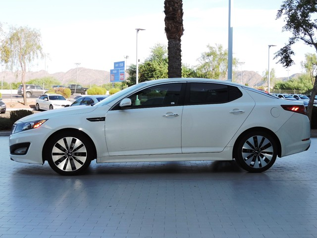 used 2013 kia optima sx stock x461369b chapman automotive group. Black Bedroom Furniture Sets. Home Design Ideas