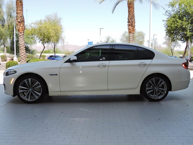 Used 2016 Bmw 5 Series 528i Limited Edition Nav Stock