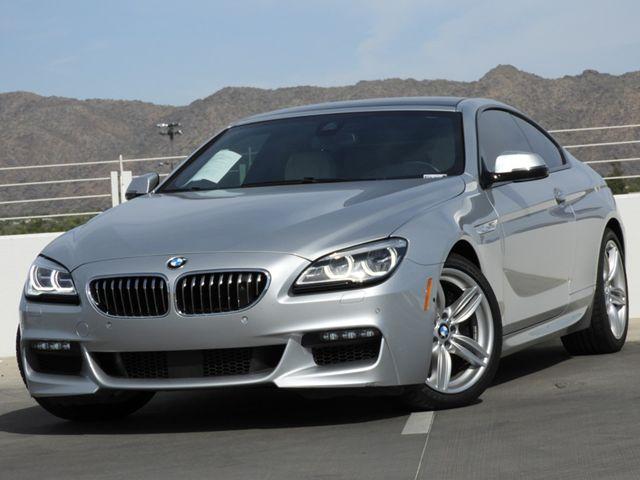 2017 BMW 6-Series 650i Exec/M Sport Pkg Nav