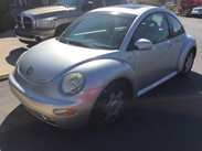2001 Volkswagen New Beetle GLX 1.8T Stock#:V1600230A