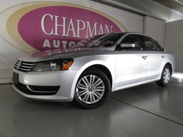 View the 2014 Volkswagen Passat