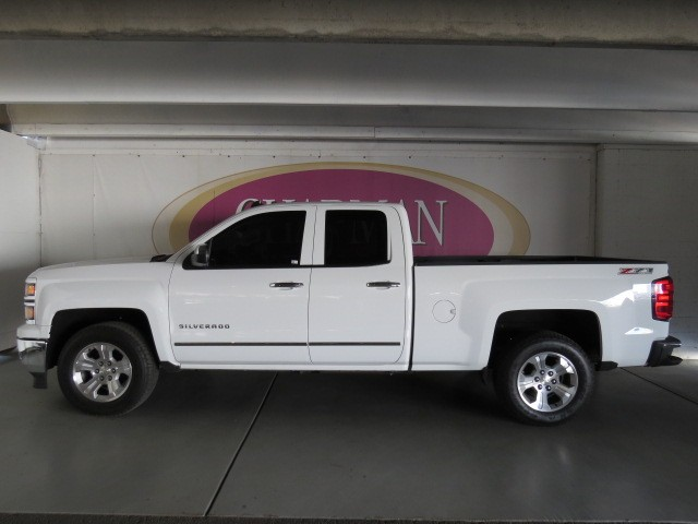 2014 chevrolet silverado 1500 ltz extended cab in tucson stock cp61144 chapman used cars on. Black Bedroom Furniture Sets. Home Design Ideas