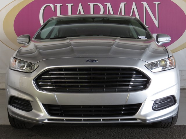 used 2013 ford fusion se stock v1501730a chapman. Black Bedroom Furniture Sets. Home Design Ideas