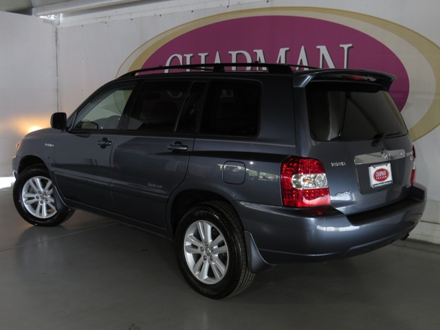 used 2007 toyota highlander hybrid limited stock v1504640a chapman automotive group. Black Bedroom Furniture Sets. Home Design Ideas