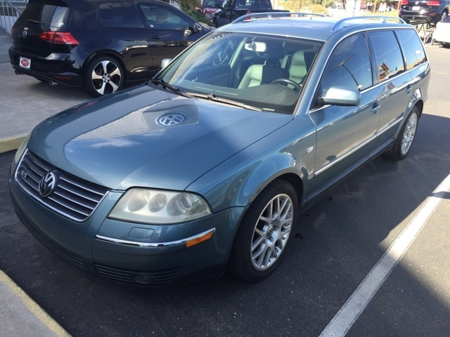 used 2003 volkswagen passat w8 4motion in tucson az stock v1572350a chapman vw of tucson. Black Bedroom Furniture Sets. Home Design Ideas