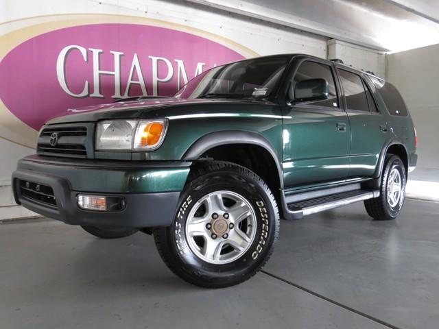 1999 Toyota 4Runner SR5 Stock#:V1605050A