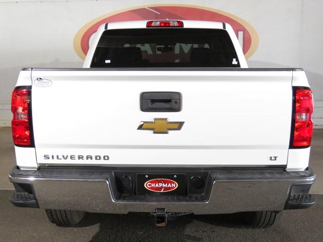 2017 Chevrolet Silverado 1500 LT Crew Cab – Stock #V2070870