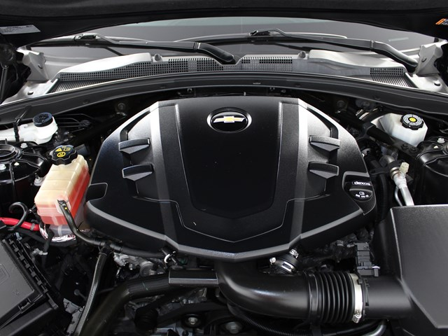 2017 Chevrolet Camaro LS – Stock #V2073340