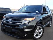 2014 Ford Explorer Limited Stock#:58881