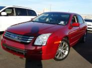 2008 Ford Fusion SE Stock#:58910