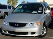 2004 Honda Odyssey  Stock#:58932