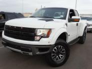 2010 Ford F-150 SVT SuperCab 4WD Stock#:58950
