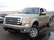 2013 Ford F-150 FX4 Supercrew 4WD Stock#:59076