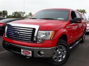 2012 Ford F-150 XLT Supercrew 4WD Stock#:59102
