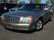 2004 Cadillac DeVille  Stock#:59656