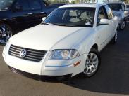 2002 Volkswagen Passat  Stock#:59683