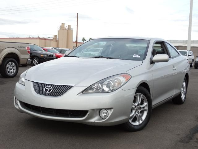 used 2006 toyota camry solara phoenix az stock 58743 chapman chevy. Black Bedroom Furniture Sets. Home Design Ideas