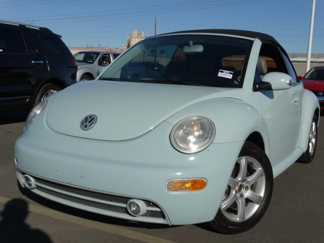 used 2004 volkswagen new beetle phoenix az stock 58747. Black Bedroom Furniture Sets. Home Design Ideas
