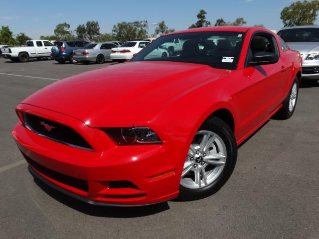 2013 Ford Mustang 28615 miles ABS 4-Wheel Air Conditioning Alloy Wheels AMFM Stereo Auto