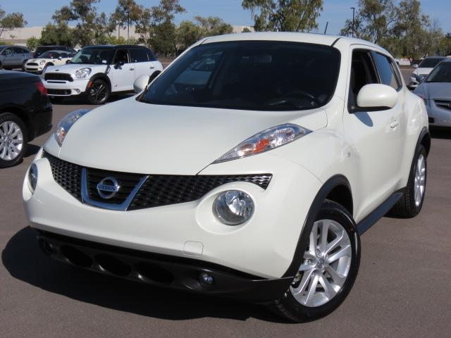 2012 Nissan JUKE 63442 miles 2WD 4-Cyl Turbo 16 Liter ABS 4-Wheel Air Conditioning Alloy