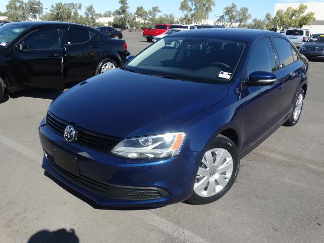 2014 Volkswagen Jetta 37992 miles 4-Cyl PZEV 18T ABS 4-Wheel Air Conditioning AMFM Stere