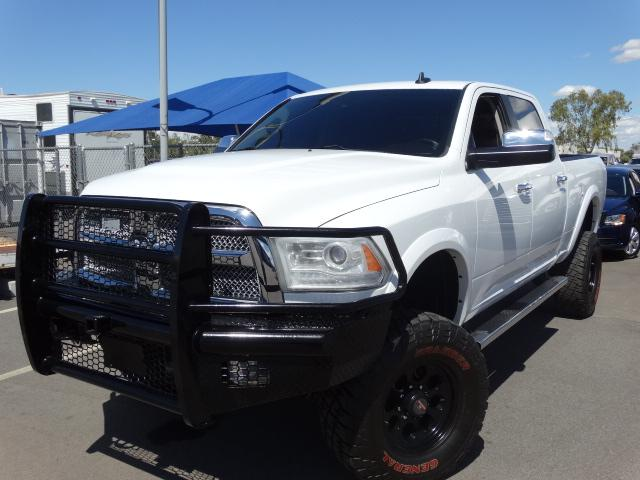 2013 Ram 2500 49889 miles 4WD 6-Cyl Turbo Diesel 67L ABS 4-Wheel Air Conditioning AMFM