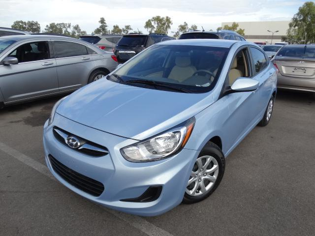 2014 Hyundai Accent 39353 miles 4-Cyl 16 Liter ABS 4-Wheel Air Conditioning AMFM Stereo