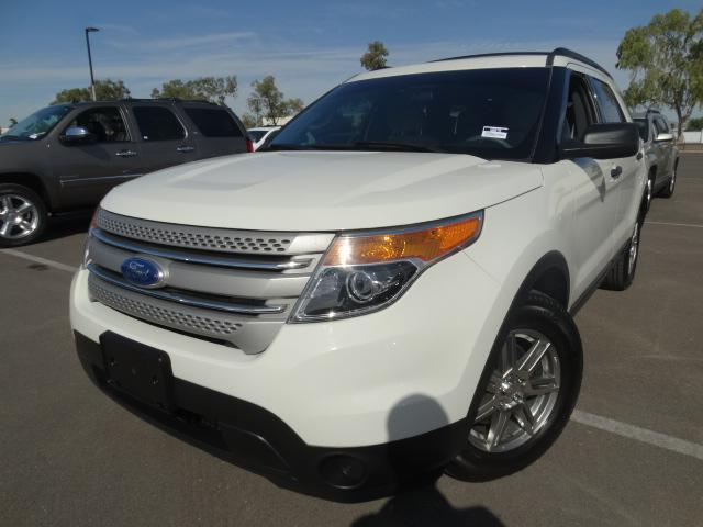 2012 Ford Explorer 74633 miles 2WD ABS 4-Wheel AdvanceTrac Air Conditioning AMFM Stereo A