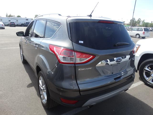 used 2014 ford escape titanium ecoboost 4wd stock 61030 chapman las vegas. Black Bedroom Furniture Sets. Home Design Ideas