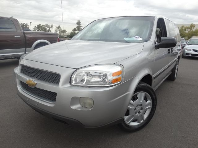 2007 Chevrolet Uplander 47449 miles 7-Passenger Seating ABS 4-Wheel Air Conditioning Air Con