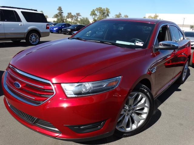 Used 2014 Ford Taurus Limited Nav Stock 61356 Chapman