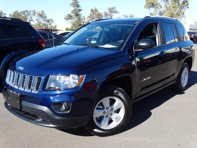 used 2015 jeep compass sport stock 61600 chapman automotive group. Black Bedroom Furniture Sets. Home Design Ideas