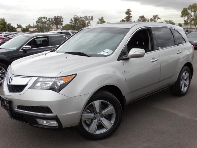 2014 acura mdx for sale in phoenix az cargurus. Black Bedroom Furniture Sets. Home Design Ideas