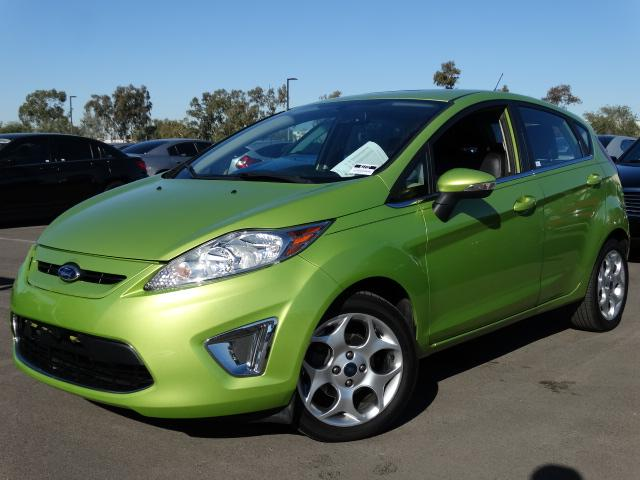 2011 Ford Fiesta SES Stock#:61772