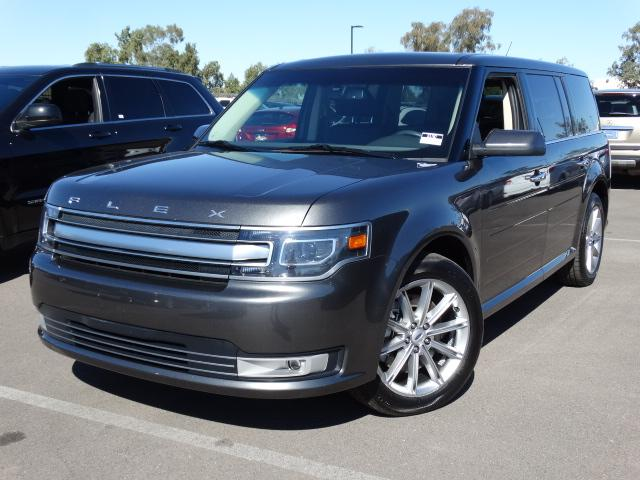 used 2015 ford flex limited stock 61782 chapman. Black Bedroom Furniture Sets. Home Design Ideas