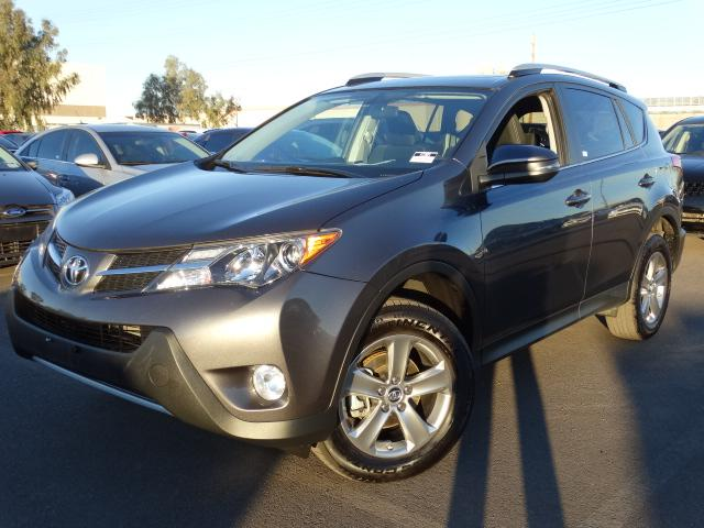 used 2015 toyota rav4 xle stock 61809 chapman automotive group. Black Bedroom Furniture Sets. Home Design Ideas