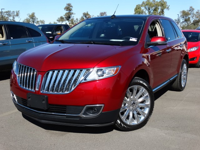 used 2013 lincoln mkx for sale stock 61857 chapman bmw on camelback. Black Bedroom Furniture Sets. Home Design Ideas