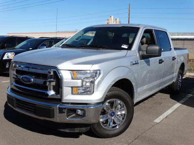 used 2015 ford f 150 xlt crew cab stock 62143 chapman automotive group. Black Bedroom Furniture Sets. Home Design Ideas