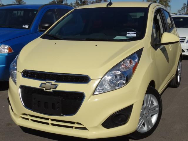 2014 Chevrolet Spark LT CVT Stock#:62221