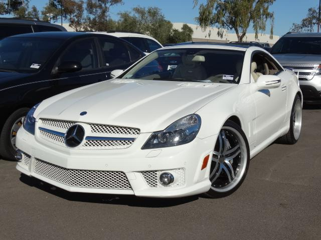 Used 2009 mercedes benz sl class for sale in las vegas nv for Mercedes benz for sale las vegas