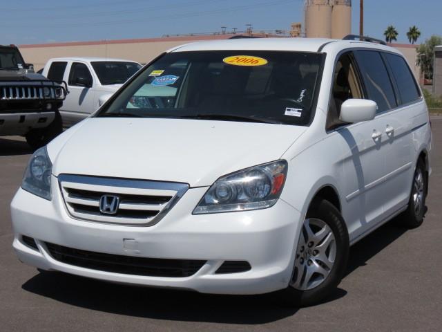 2006 Honda Odyssey EX Stock#:62556
