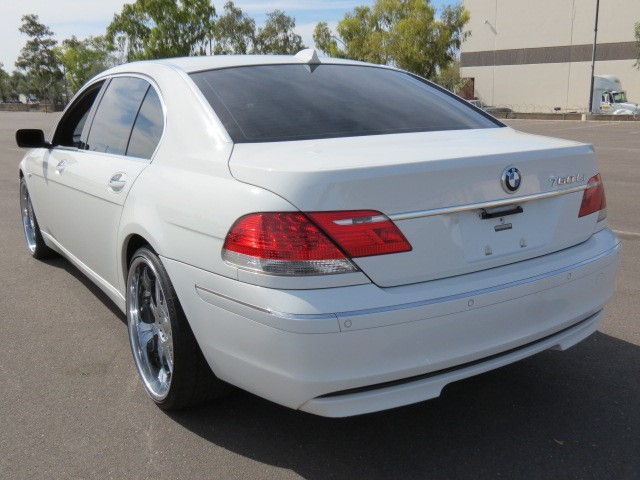 2006 bmw 7 series 760li in tucson stock 62615 chapman. Black Bedroom Furniture Sets. Home Design Ideas