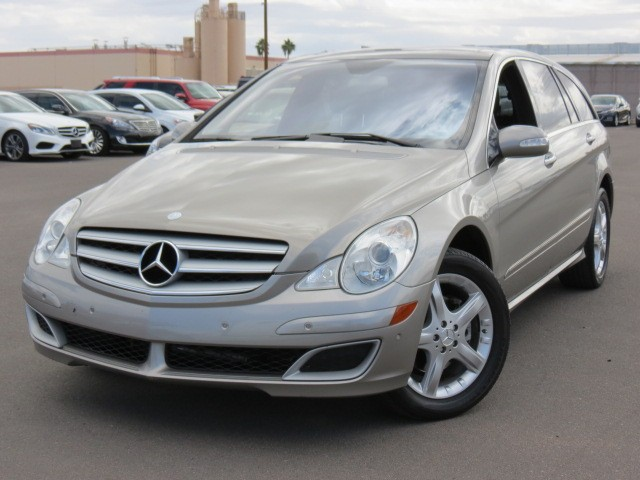 Used 2006 mercedes benz r class r350 phoenix az stock for Mercedes benz r350 2006