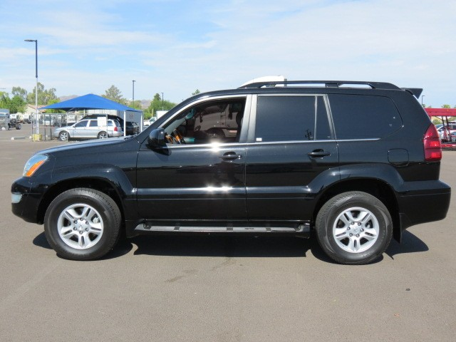 used 2007 lexus gx 470 for sale at chapman mazda stock 62967. Black Bedroom Furniture Sets. Home Design Ideas