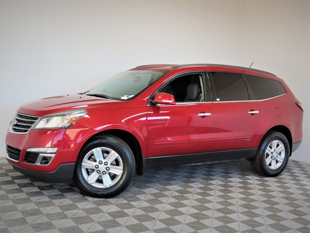 2014 Chevrolet Traverse LT – Stock #C95152