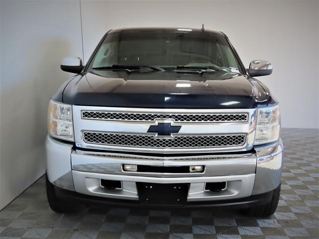 2012 Chevrolet Silverado 1500 LS Crew Cab – Stock #C95310