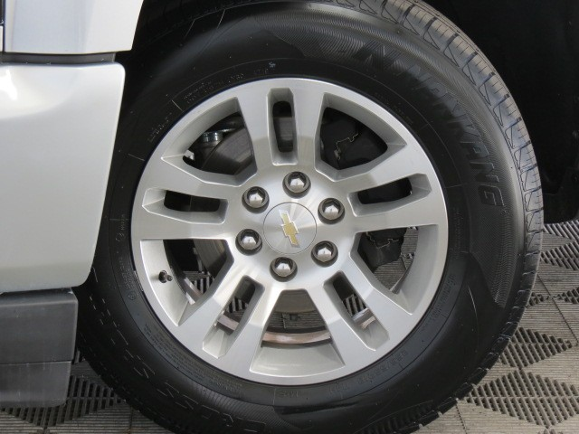 2017 Chevrolet Silverado 1500 LT Crew Cab – Stock #P94186